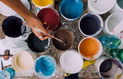 Malerarbeiten in Eigenleistung